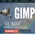 GIMPのダウンロードとインストール方法